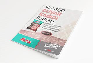 WA500-WA400 Duvar Kağıdı Tutkal Broşürü