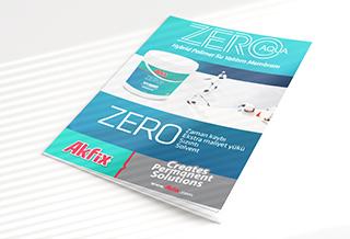 Aquazero Hybrid Polimer Su Yalıtım Membranı